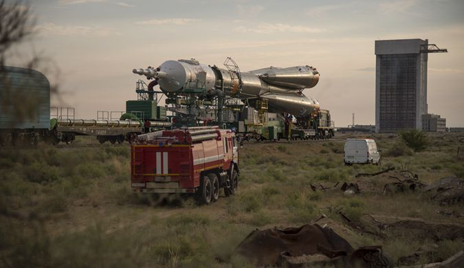 """""""联盟号""""载人飞船7月7日将发射前往国际太空站"""