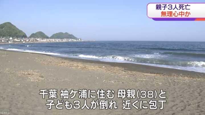 日本一女子自刎前持菜刀砍向3亲子 致2死1重伤