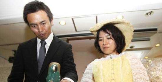 蒋述日本:日本妻子为折磨丈夫花样百出