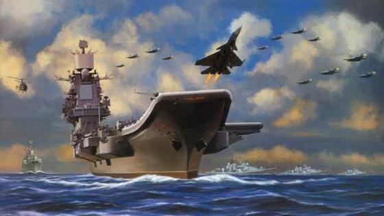 美媒:南海将成为下一场世界大战的战场吗?
