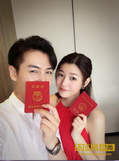庆生、领证、宣布怀孕!陈晓&陈妍希分享甜蜜三重喜