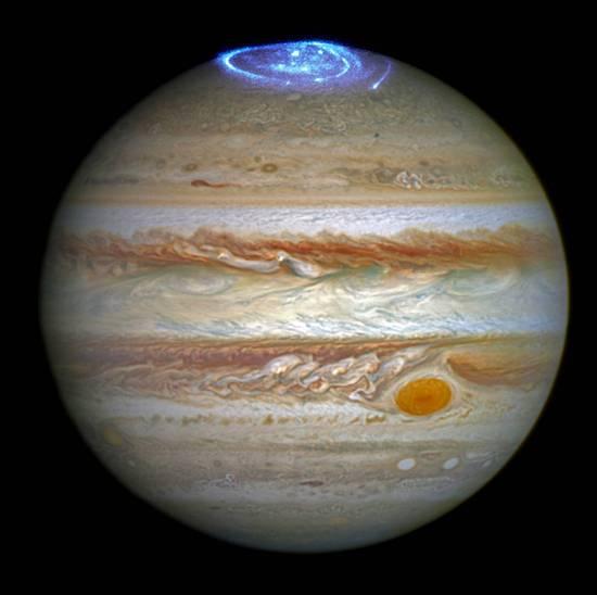 曝中国科学家已提出木星探测计划:尚待时机