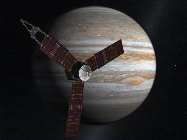 朱诺号入轨木星背后:项目组70%是华裔科学家
