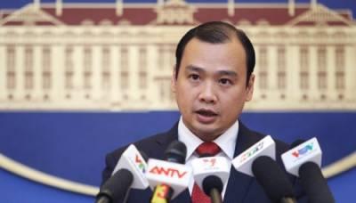 """社评:越南抗议中国军演更像""""例行表态"""""""