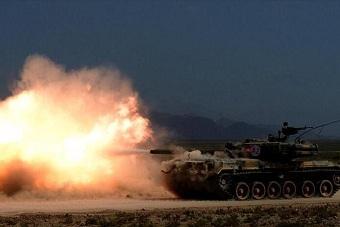 解放军坦克比武难度超俄大赛
