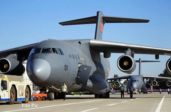 国产运20大运正式列装中国空军