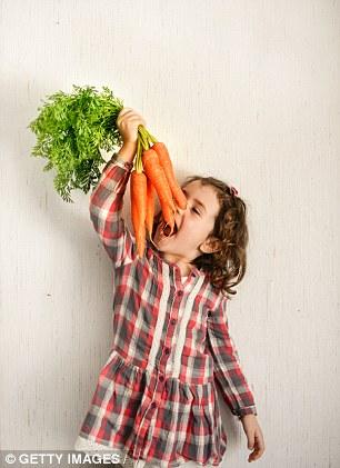 调查:卡通广告让孩子们健康饮食