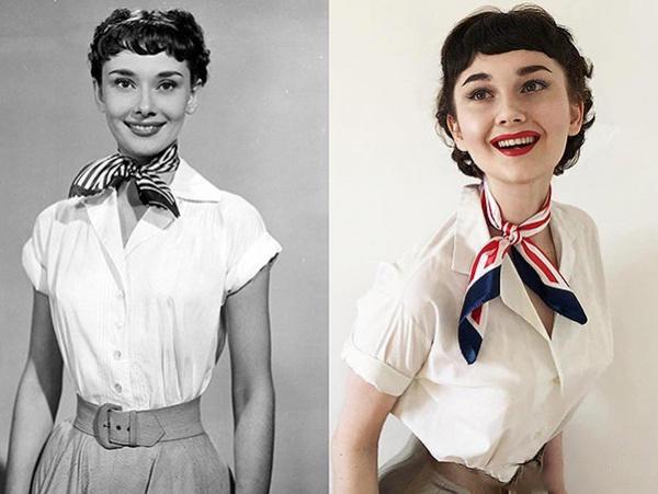 17岁比利时少女化妆技惊人 cos经典造型惟妙惟肖