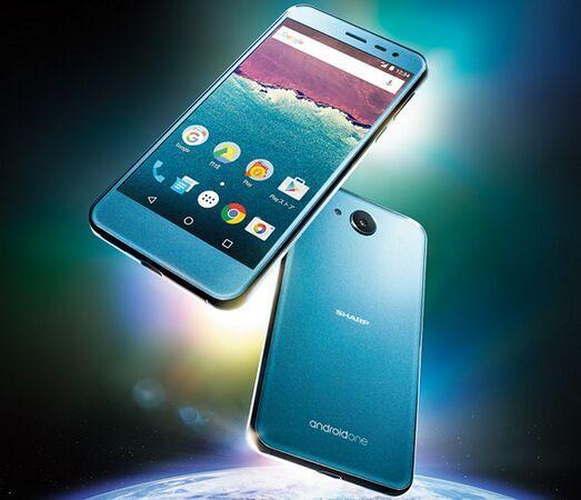 谷歌Android One携手夏普进军日本市场