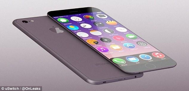 传iPhone 7 将舍弃16GB 从32GB起步