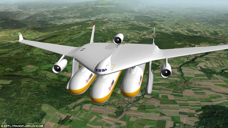 完美兼容铁路轨道!超级飞行神器概念图曝光