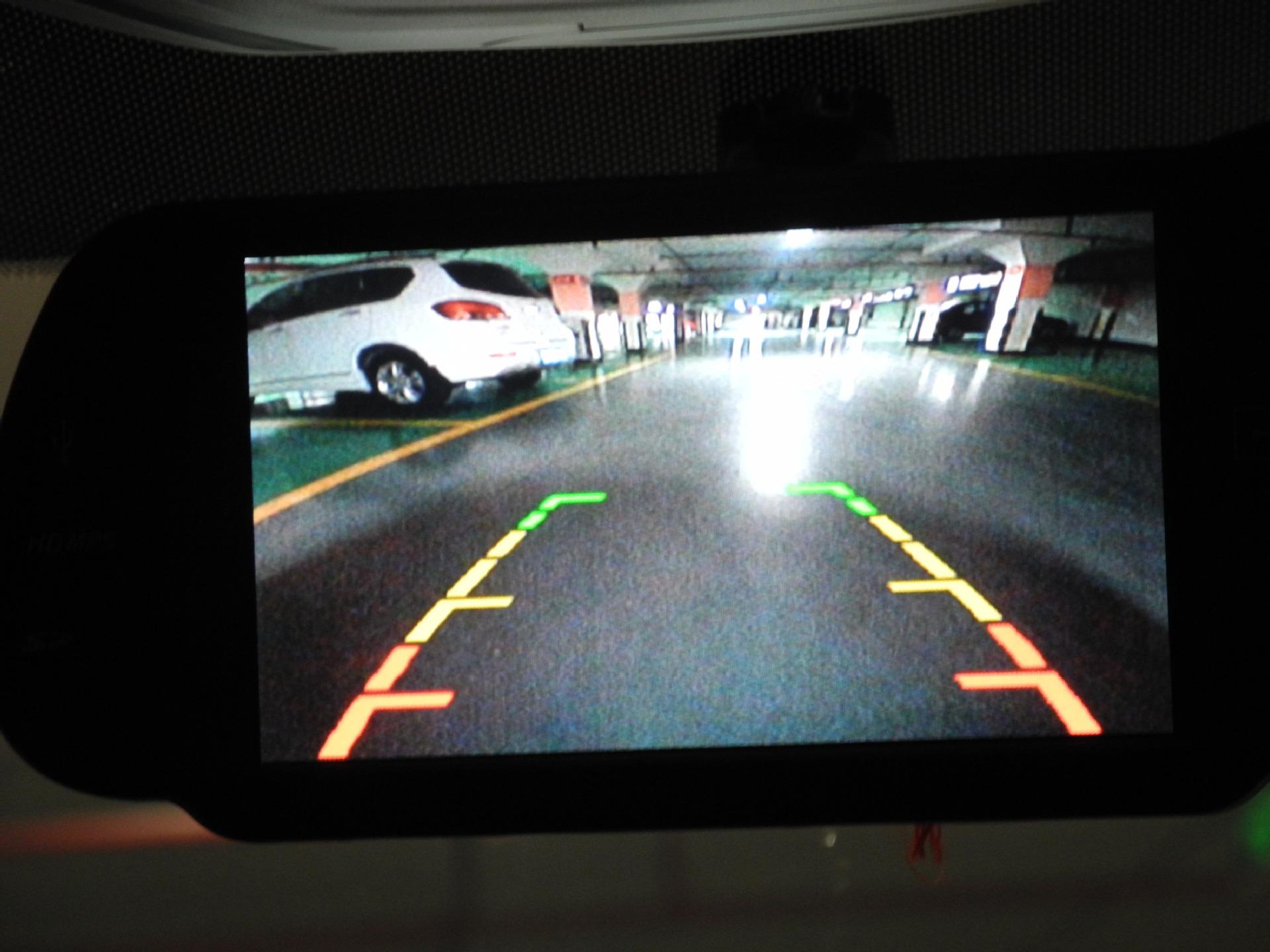 360°无死角防护 体验车载全景摄像头