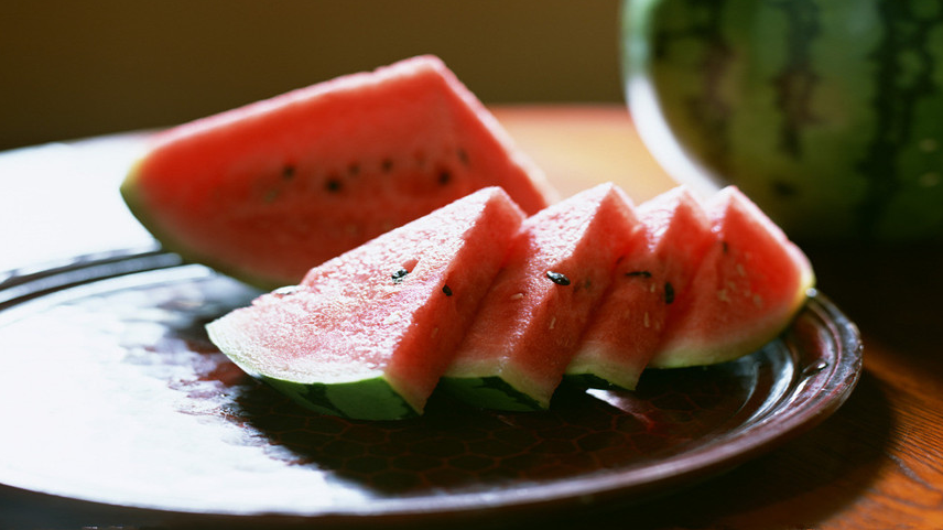 消暑利器西瓜的五個健康好處