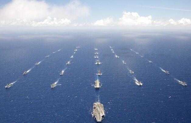 美军司令:期待中国今后继续参加环太联合军演!