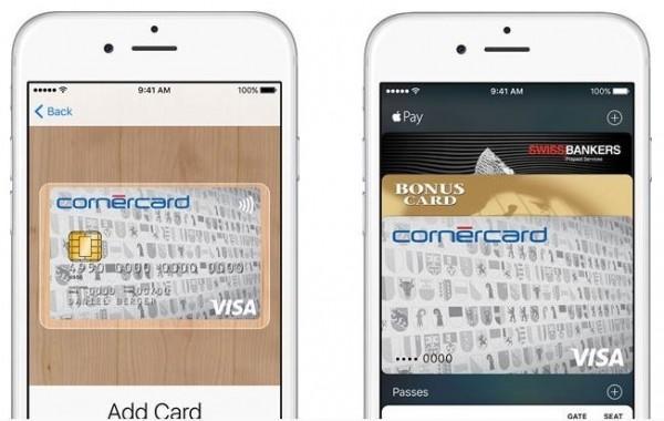 Apple Pay继续扩张:今日正式登陆瑞士