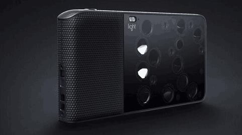 初创公司打造16个镜头高端相机 获Alphabet投资