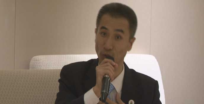 GFHS秘书长吕海峰:从三方面解读安顺宜居环境