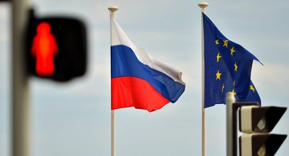 德总理默克尔表示有意愿取消对俄经济制裁