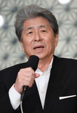 日本在野党联手支持媒体人鸟越俊太郎竞选东京都知事