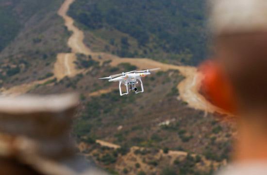 美军也用上中国造的无人机了