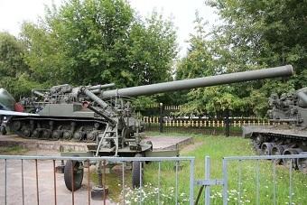苏联核弹巨炮专轰击北约装甲