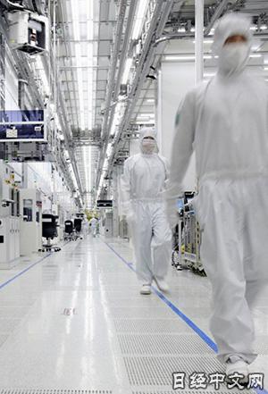 中国大陆将成为半导体制造设备全球第2大市场