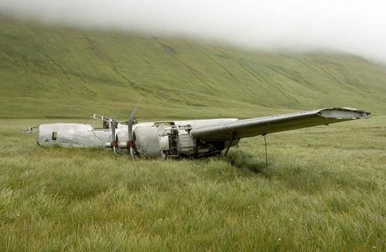 这架轰炸机被列入历史遗址名录
