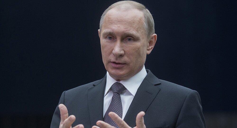 普京向特雷莎·梅发电报 祝贺其被任命为英首相