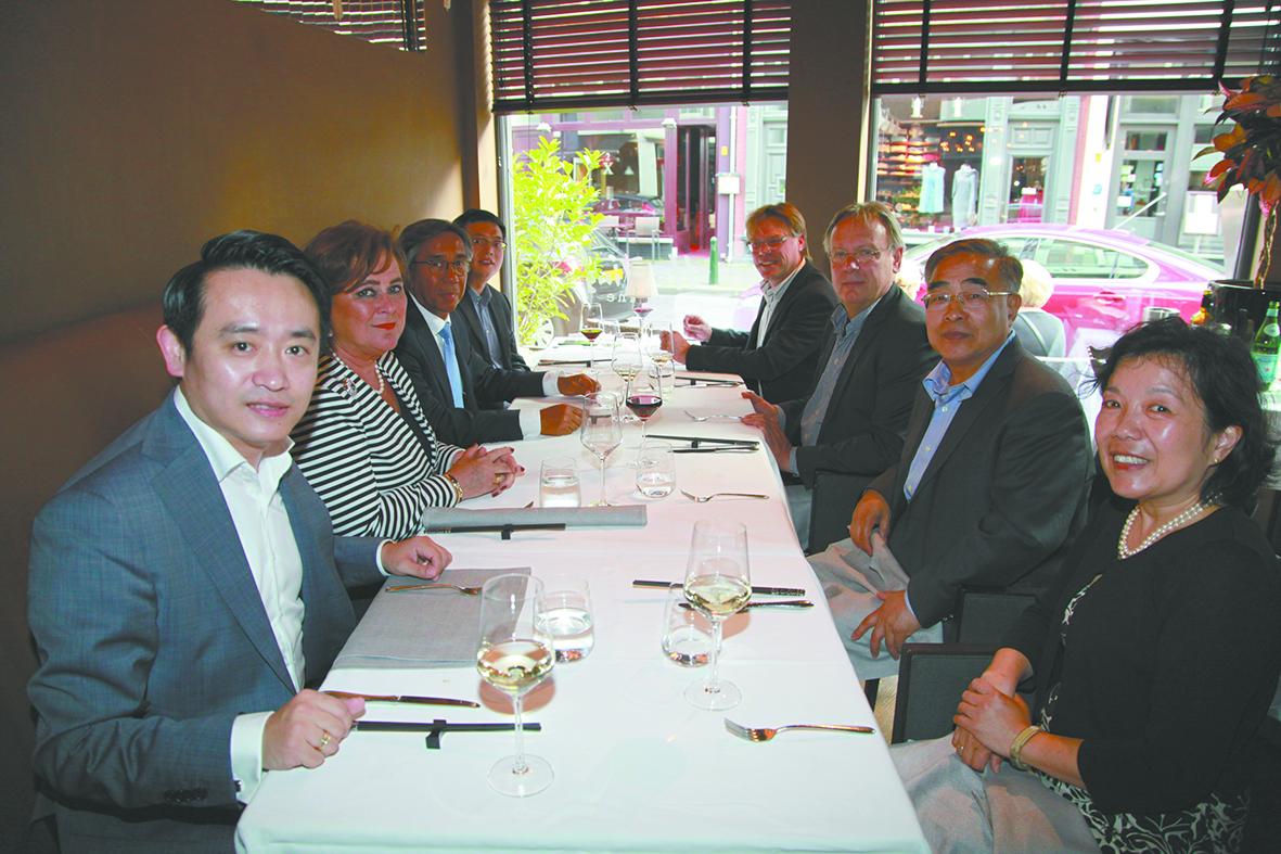 荷兰与中国联合研发中医药