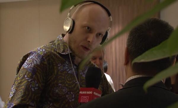 《波兰广播电台》Tomasz:贵阳模式可成中国其他城市发展的参照