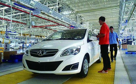 京津冀将部署新能源车测试基地