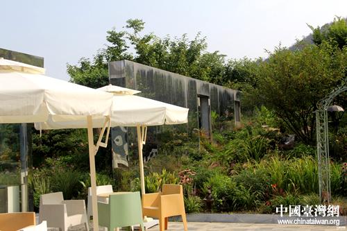 组图:生态田园风景 两岸大学生走访旺山新农村