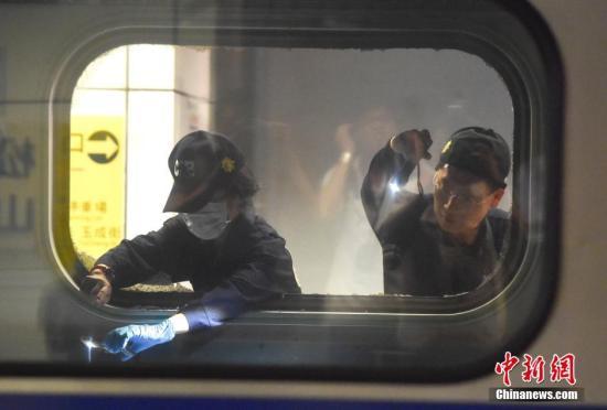 台铁爆炸案嫌犯已拔管清醒 警方:评估是否可讲话