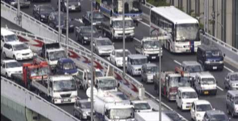 日本跌下汽车大国的宝座成为自行车大国