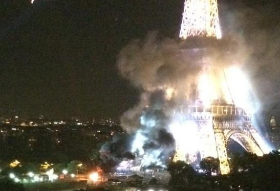 社评:法国再遭重创,恐袭像是无解的死结