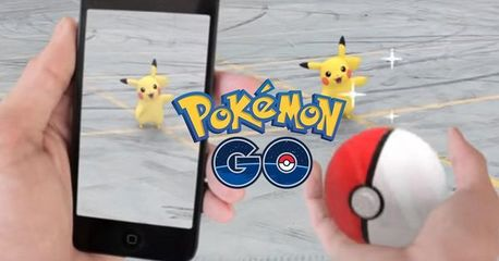 """手游Pokemon Go大热 将推""""地点赞助""""广告服务"""