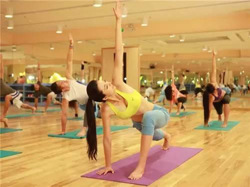 瑜伽减肥误区,要谨记哦