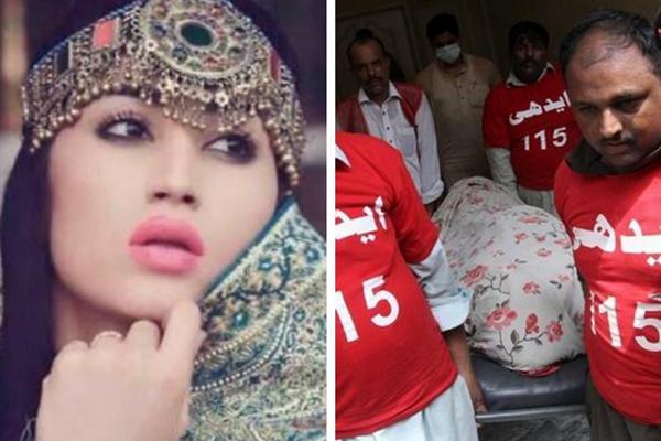 """巴基斯坦美女网红因发自拍遭亲兄弟""""荣誉谋杀"""""""