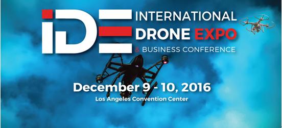 2016美国洛杉矶第三届国际无人机展览会