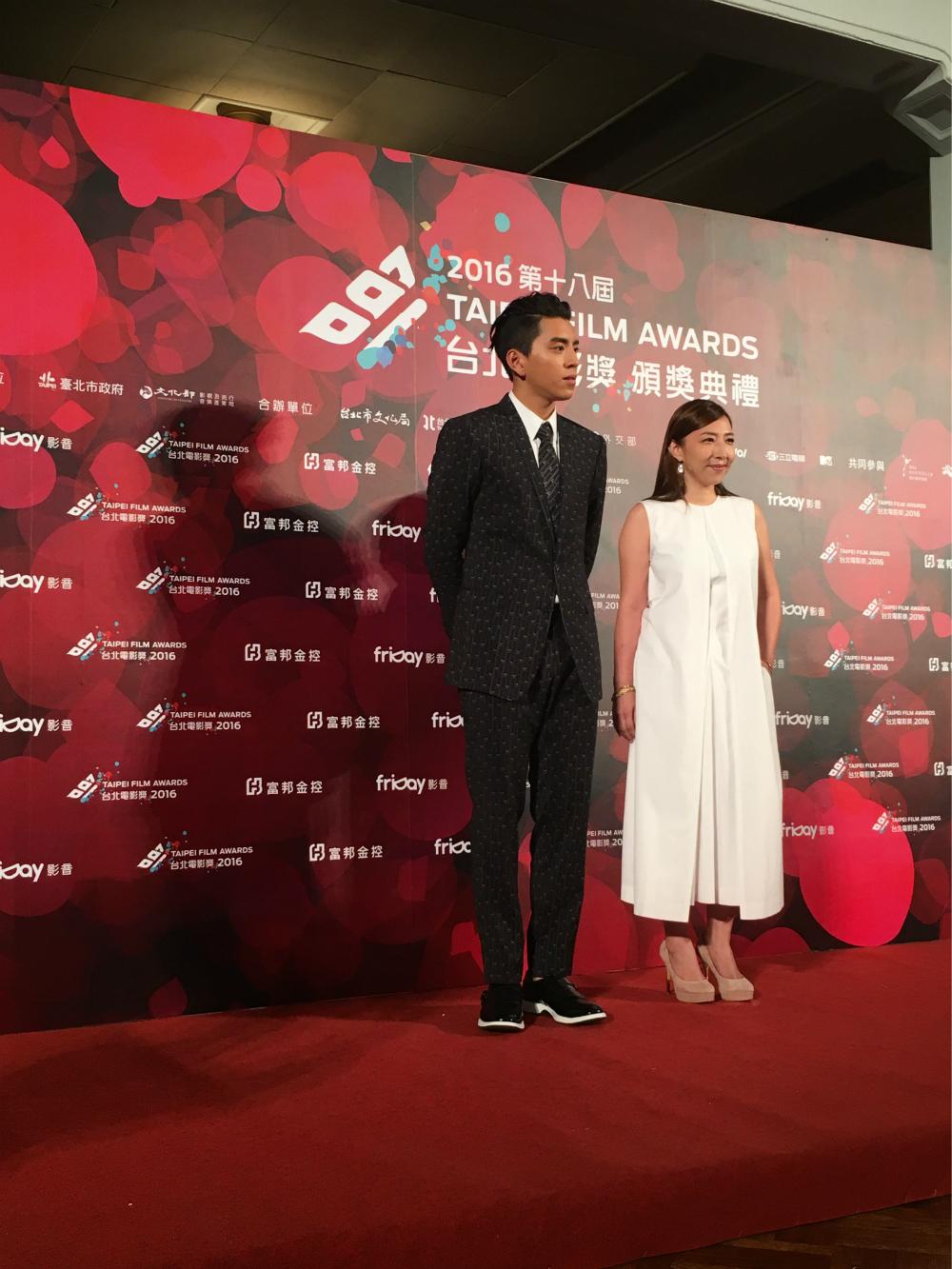 """王大陆亮相台北电影节 向""""反派""""角色抛战帖"""