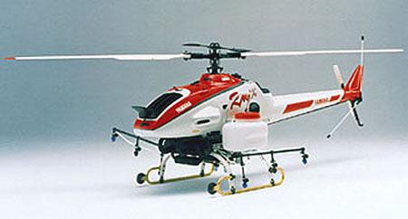 R-MAX民用无人直升机
