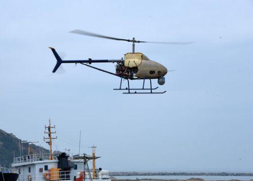 AV-500无人直升机