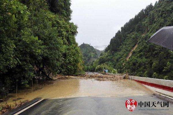 今起长江以北迎强降雨 湖北河南等大暴雨