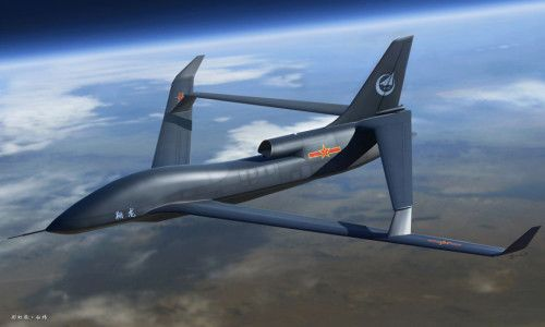 【盘点】你没见过的无人机系列之二:串列双翼无人机