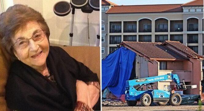 美国81岁钉子户拒卖房 开发商天价工程被停工