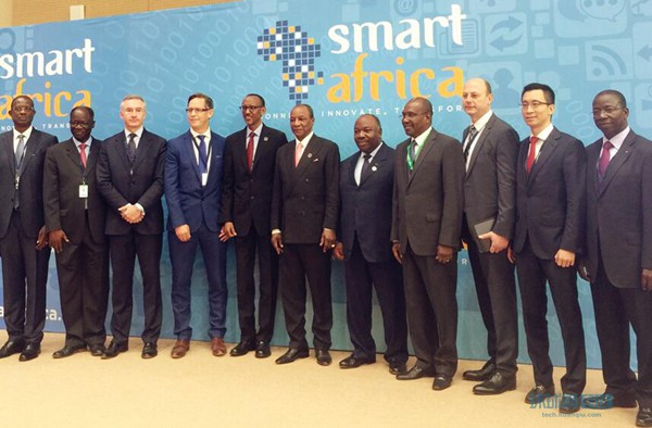 华为加入Smart Africa 助力非洲加速数字化转型