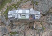 秘鲁121米高峭壁透明酒店 你有胆住吗?
