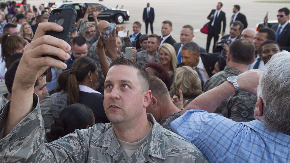 受够安卓手机!美国军方准备换用高速iPhone