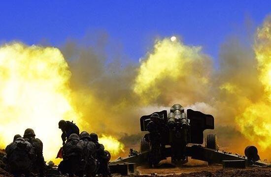 第38集团军某团实弹射击考核