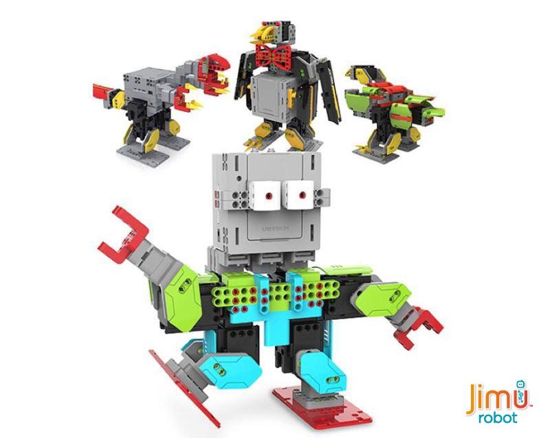 Apple x Jimu机器人 开启数字积木新时代